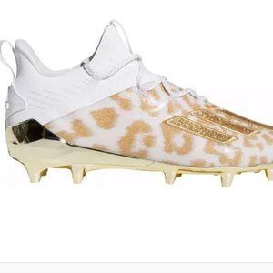 adidas X Anniversary Uncaged 2.0 Cheetah Cleats